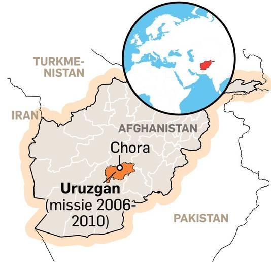 Afghanistan, Chora.