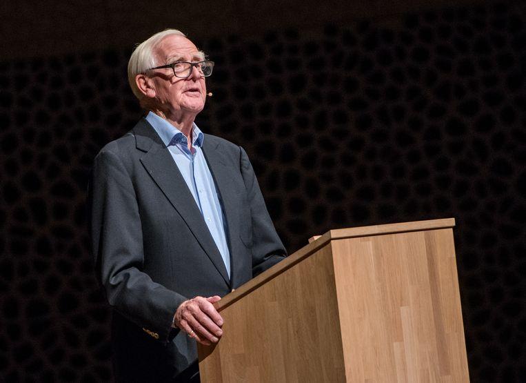 John le Carré. Beeld AFP