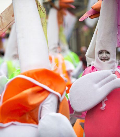 Carnaval in Neede met nieuwe prins carnaval bijna als vanouds, maar de optocht is nog een groot vraagteken