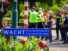 Fietser aangereden op spoor in Helmond: treinverkeer naar Eindhoven lange tijd stil