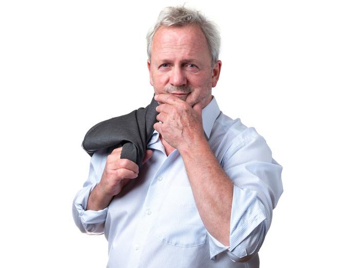 Egbert Jan Riethof (64) is journalist. Hij heeft een dochter (26) en een zoon (24). Egbert Jan woont in z'n eentje in een huis met drie verdiepingen.
