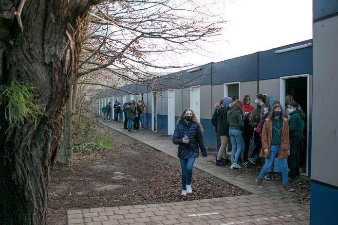 Op de site van de secundaire freinetschool van Villa Da Vinci in de Koningin Astridlaan, waar al tien extra containerklassen staan, wordt in 2023 de nieuwe freinetcampus geopend.