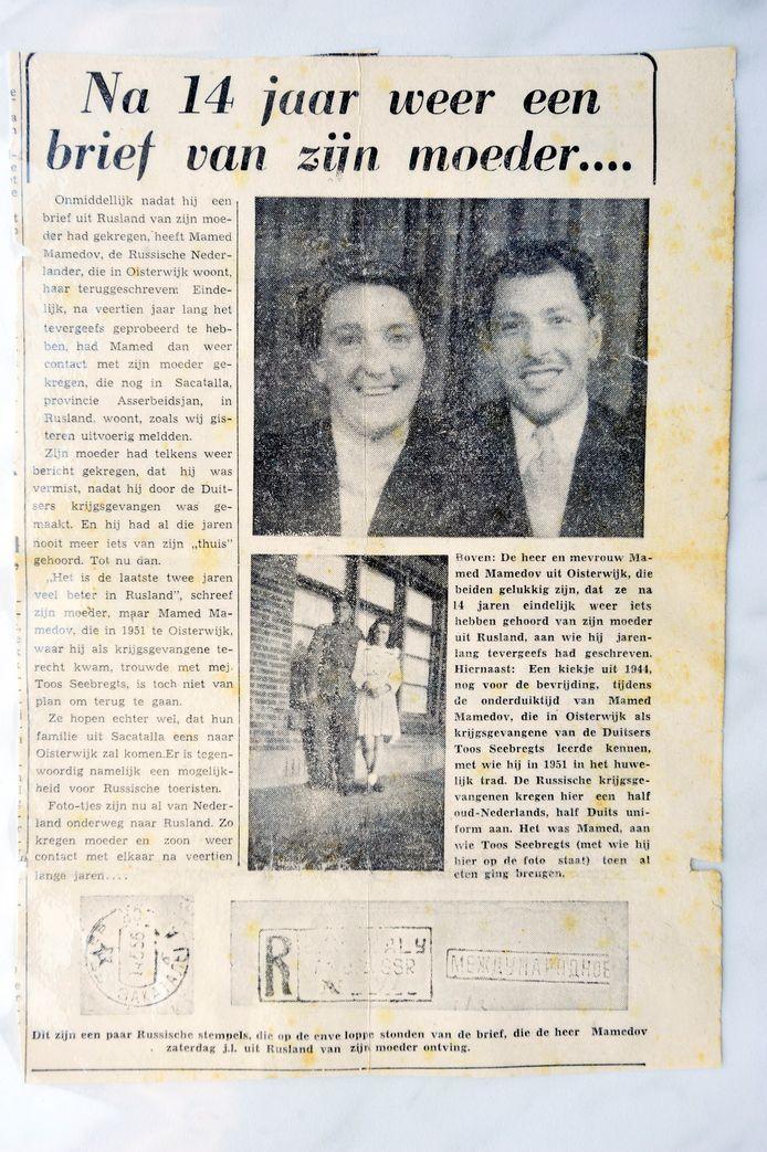Nieuwsblad van het Zuiden 1955.