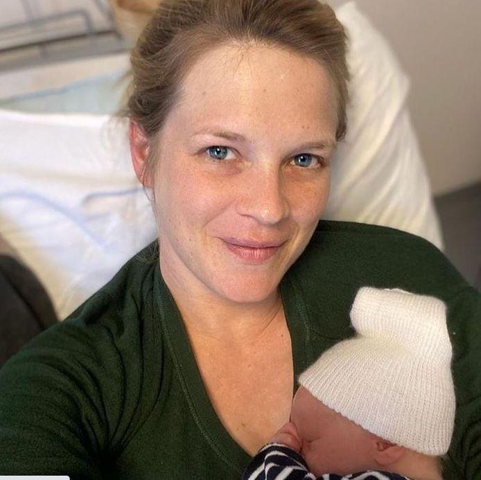 Sophie Pendeville a donné naissance à son deuxième enfant.