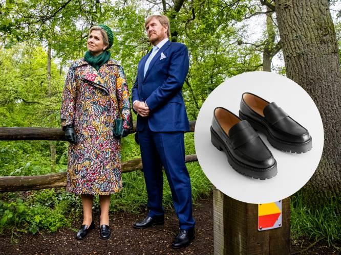 Jawel hoor, Máxima draagt hippe schoenen: Nederland trekt grote ogen bij oerdegelijke instappers van koningin