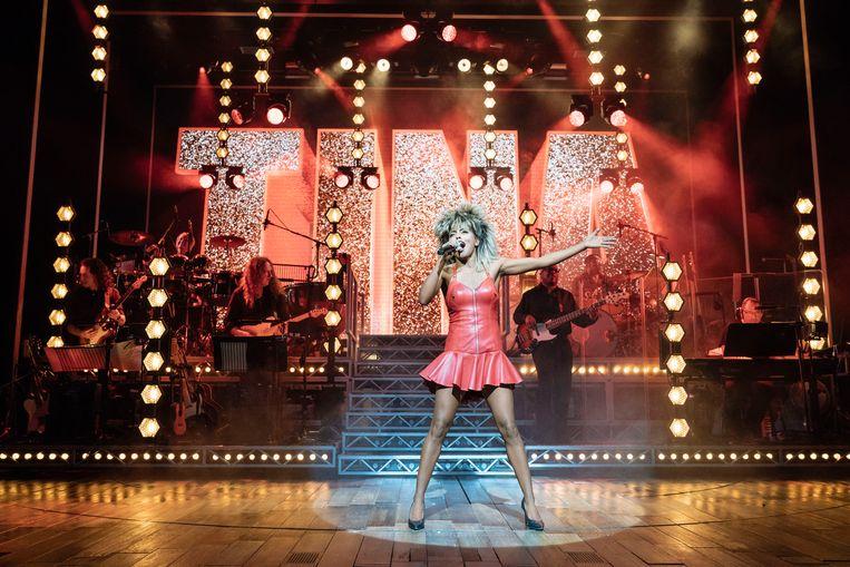 De Tina Turner musical Beeld Manuel Harlan