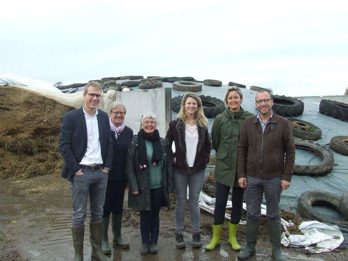 De CD&V-ploeg Heuvelland vraagt extra moment  voor inzamelen plasticfolie binnen te brengen.