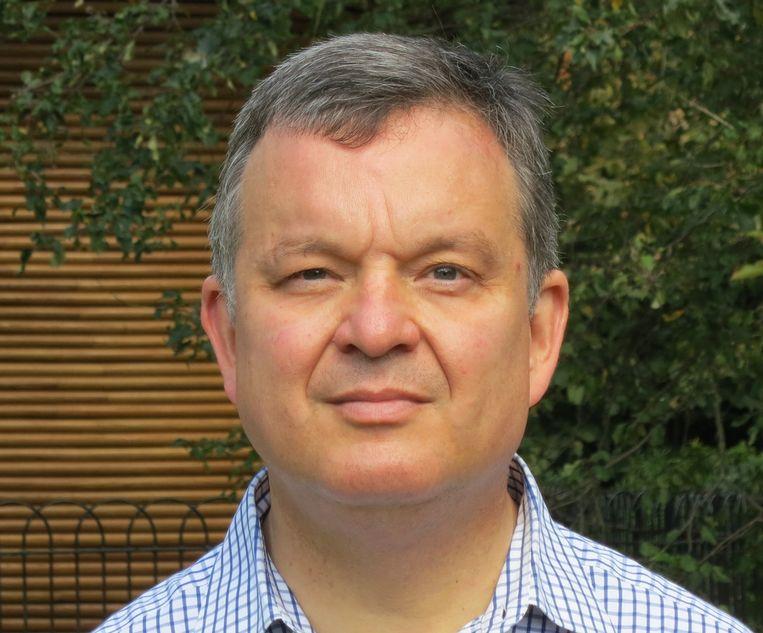 Dan Kaszeta: 'Met geweren van een paar honderd euro bereikt een terreurgroep meer dan met gas.' Beeld