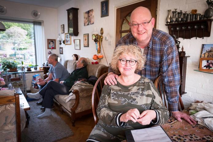 Tineke Bulder is mantelzorger van haar vader.