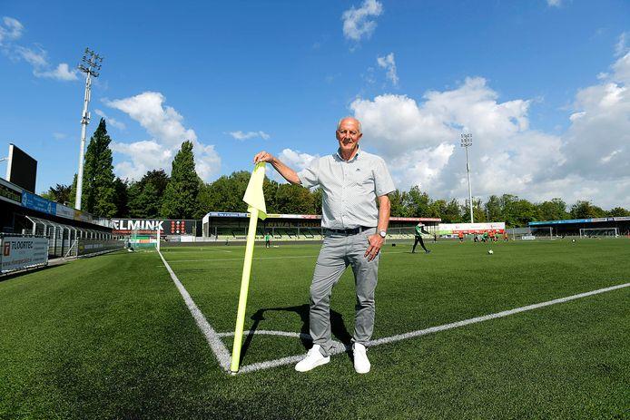 Peter Drijver, hoofd opleiding van Kozakken Boys: ,,We moeten met de 'onder 23' bij de eerste drie spelen.'' ARCHIEFFOTO