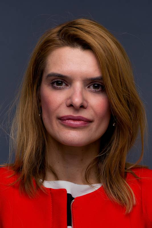 Staatssecretaris van Defensie Barbara Visser.
