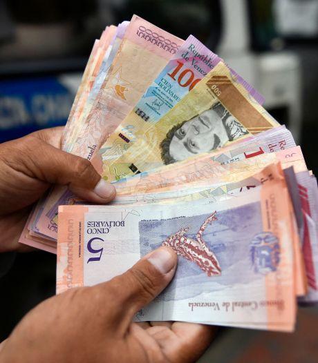 """Le Venezuela crée des billets pour les """"millionnaires"""""""