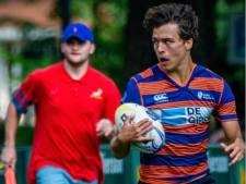Mills rugbytalent Phil Toonen geselecteerd voor EK in Rusland