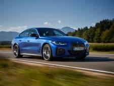 Fluisterstil en bliksemsnel: zo rijdt de i4 M50, BMW's eerste elektrische M-model
