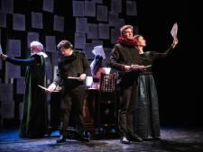 Eigenzinnige nieuwkomer maakt indruk met musical rond Hugo de Groot