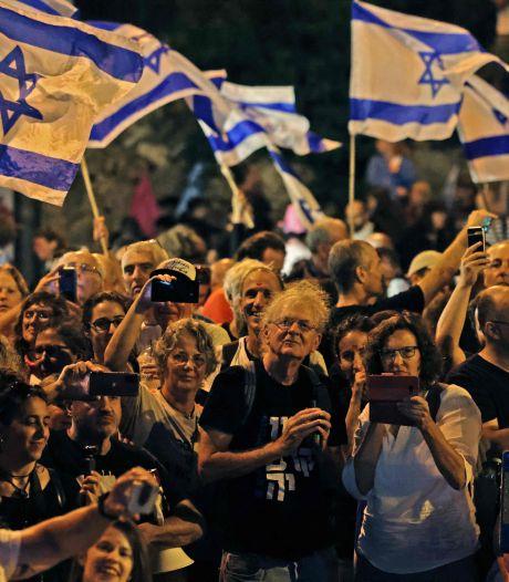 'Koning Bibi' na 12 jaar geen premier meer van Israël