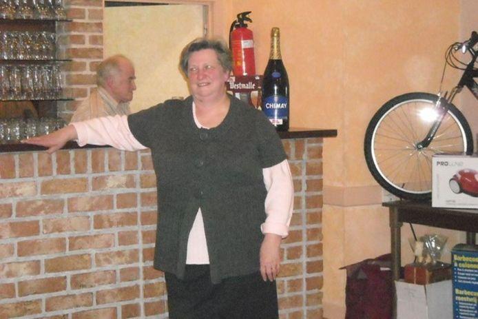 Marie Joseph 'Jefken' Beerens stond 41 jaar achter de toog van café Herleving in Vlekkem.