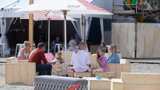 Succesvol openingsweekend voor gloednieuwe strandbar '360 Beach'
