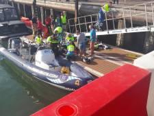 Veiligheidsregio Haaglanden blikt terug op dodelijk ongeluk Volvo Ocean Race