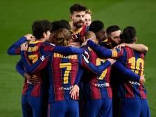 """Le PSG est prévenu: le Barça réussit une """"remontada"""" contre Séville pour filer en finale de Coupe d'Espagne"""