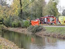 Overleden persoon gevonden in water in Waalwijk