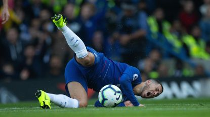 FT buitenland 24/10. Ploegmaat van Eden Hazard verlengt tot 2023 bij Chelsea, Rode Duivel is out voor Europa League-duel