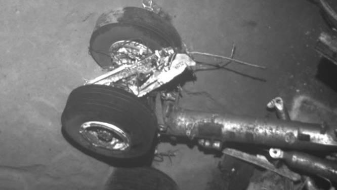 Lijken worden op 4.000m diepte geborgen 2 jaar na crash
