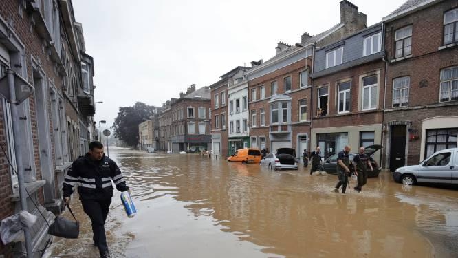 Wase burgemeesters willen hulpacties voor door watersnood getroffen gebieden coördineren