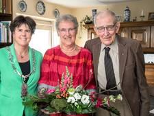Echtpaar Breevoort 60 jaar getrouwd