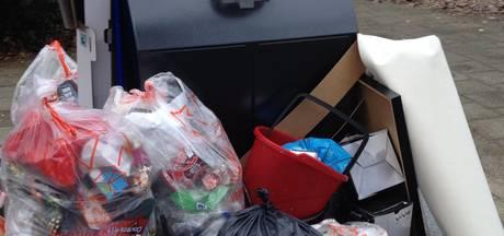 Bestraffen 'fout' afval in kliko is te zwaar middel
