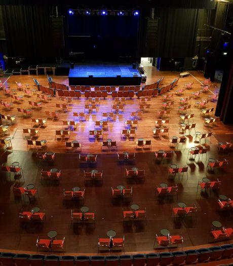 Spanning bij Theater Orpheus in Apeldoorn voor grote heropening: 'Iedereen wordt nerveus'