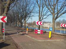 Fietsbrug bij De Zwaaikom of de knip weghalen bij het Wilhelminakanaal?