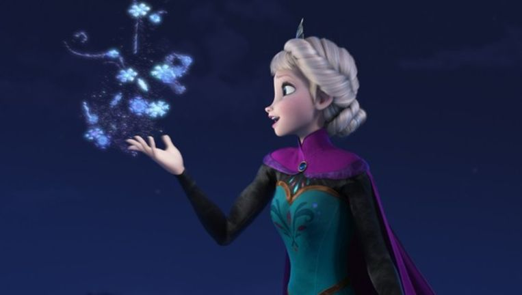 Fragment uit 'Frozen'. Beeld PHOTO_NEWS