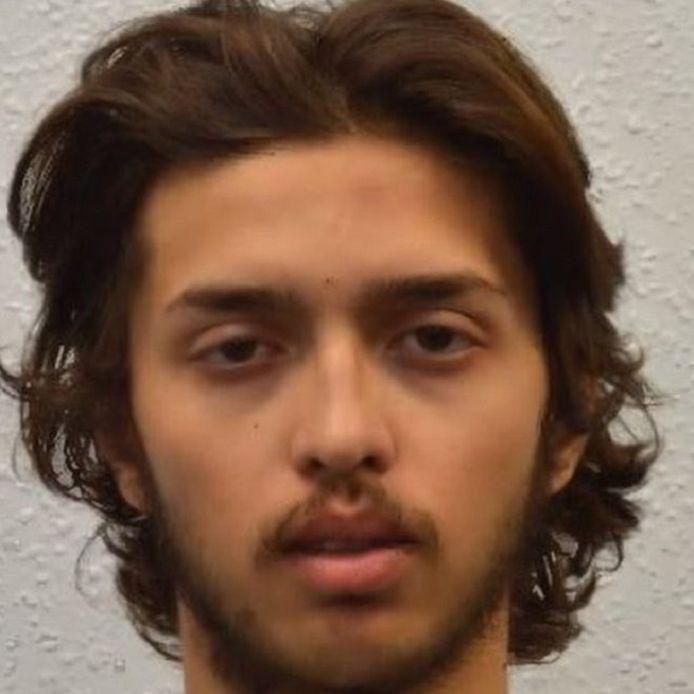 De doodgeschoten Sudesh Amman (20) kwam volgens de BBC ongeveer een week geleden vrij.