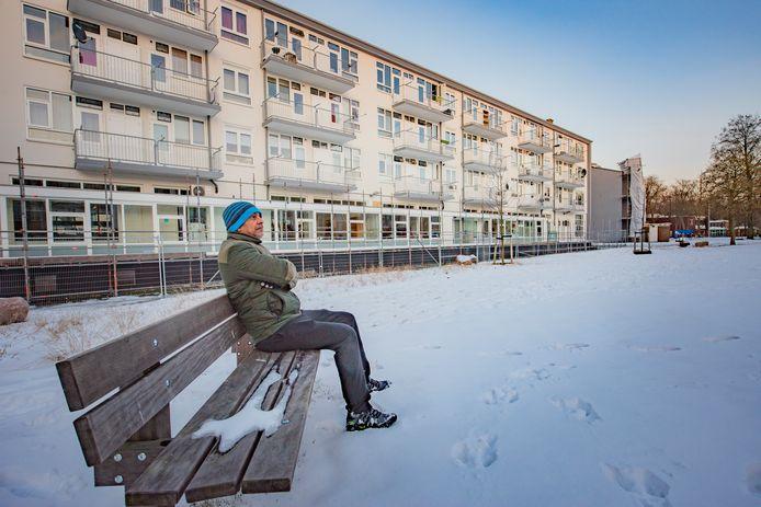 Bij het Westhovenplein worden sociale huurwoningen gesloopt, maar ook gerenoveerd.