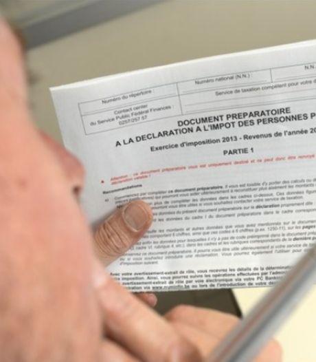 Aide à la déclaration fiscale: le SPF Finances avertit contre un risque élevé de fraude