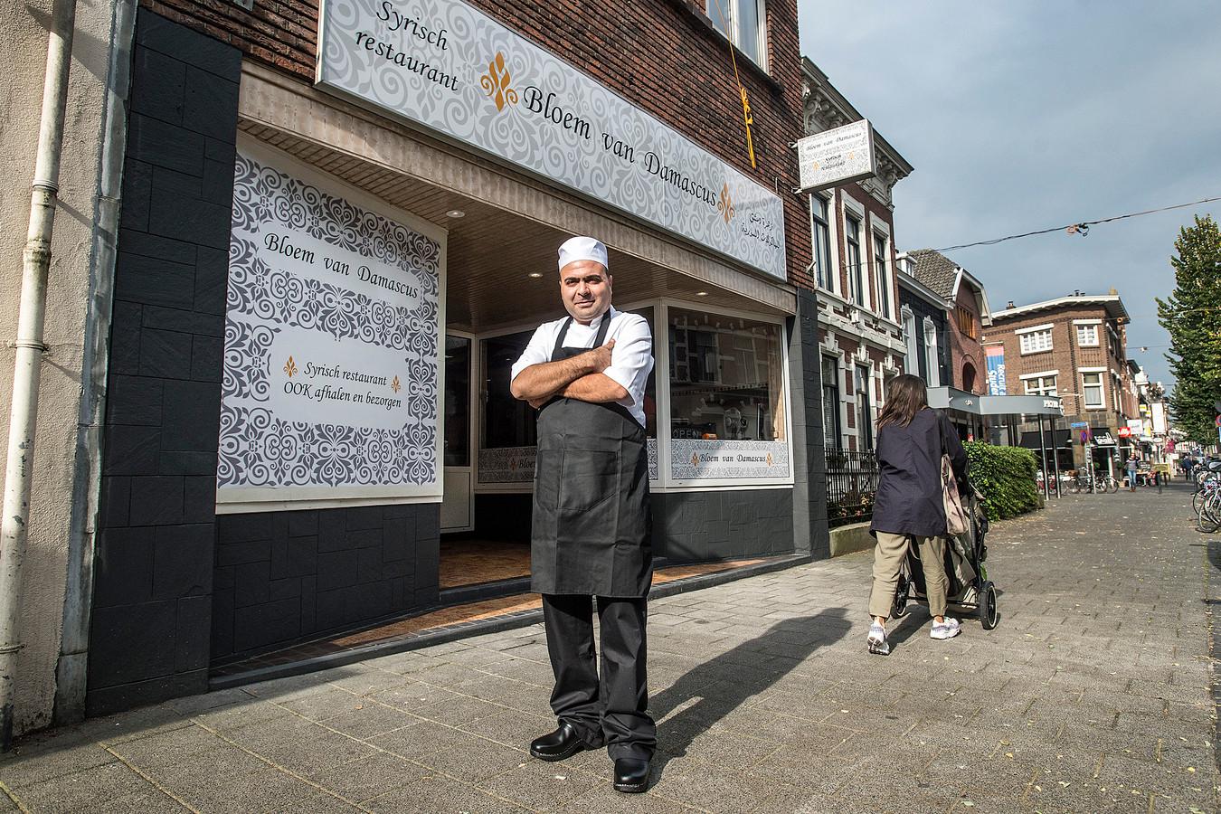 Syrier Alzoubi kan weer schitteren in eigen restaurant in Breda ...