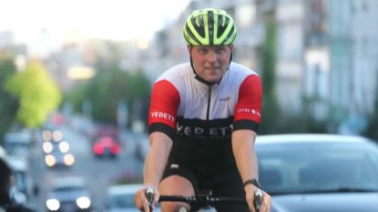 Superpendelaar Geert fietst 130 km van en naar het werk