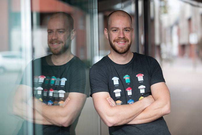 Birger Vandael (27), journalist bij Het Laatste Nieuws, wint de Journalistenaward 2020 van Rondpunt vzw.