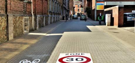 Le centre-ville de Huy passe en zone 30 dès ce mercredi