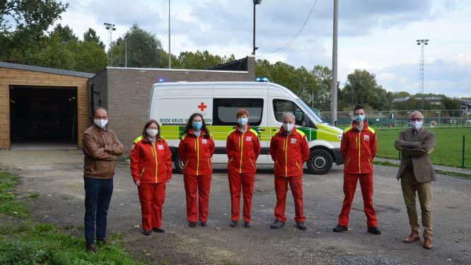 Rode Kruis neemt intrek in nieuwe lokalen aan Thontlaan
