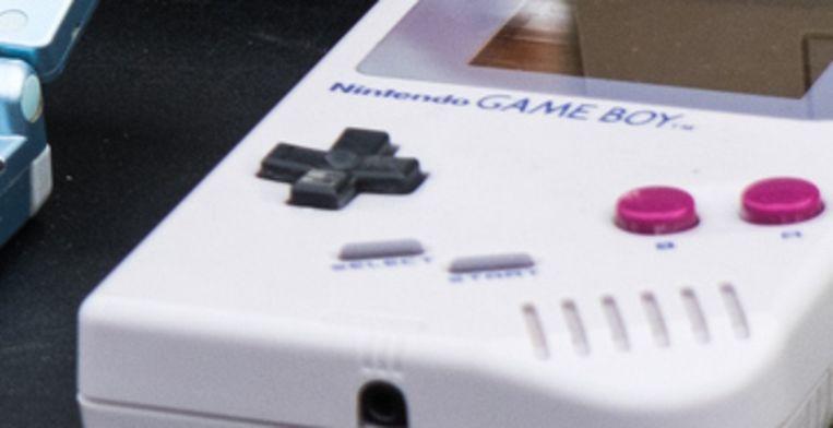 Oh, de nostalgie: de gameboy maakt dit jaar zijn comeback