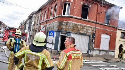 Krottegemse Ransels springen in de bres voor zwaargewonde ex-baron die uit raam sprong bij brand