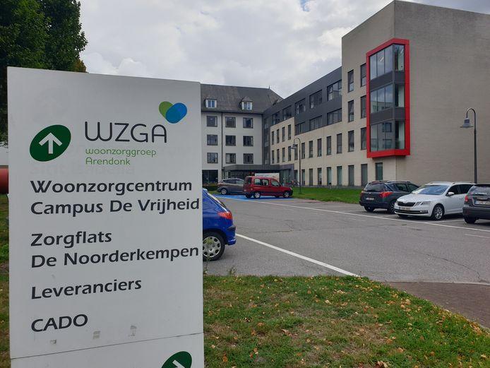 Campus De Vrijheid van Woonzorggroep Arendonk (WZGA)