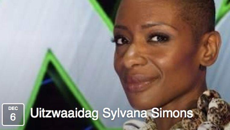 Alle klachten die tot nu toe zijn binnengekomen bij het Meldpunt Discriminatie gaan over de uitzwaaidag voor Sylvana Simons op Facebook. Beeld /