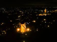 De molen van Buren blijft Oranje, ook ná de actie 'Orange the World'