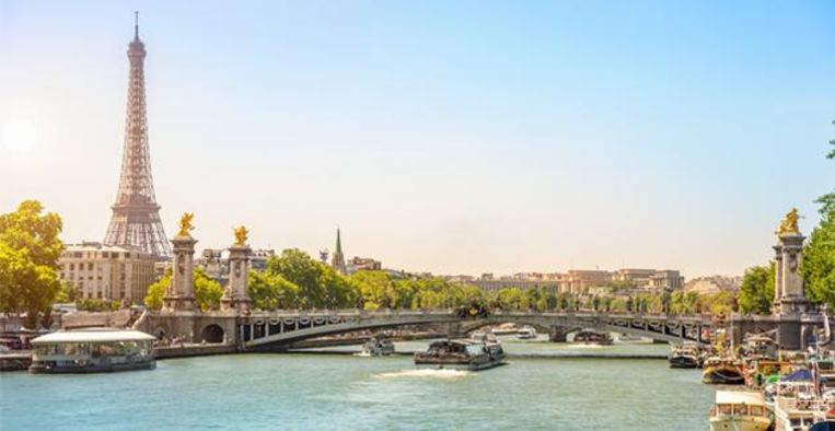 Oh lá lá: toeristen vanaf juni weer welkom in Frankrijk Beeld Getty Images