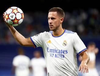 Met vier aan kop in La Liga: Real Madrid - met Hazard een halfuur op het veld - blijft steken op gelijkspel bij Osasuna