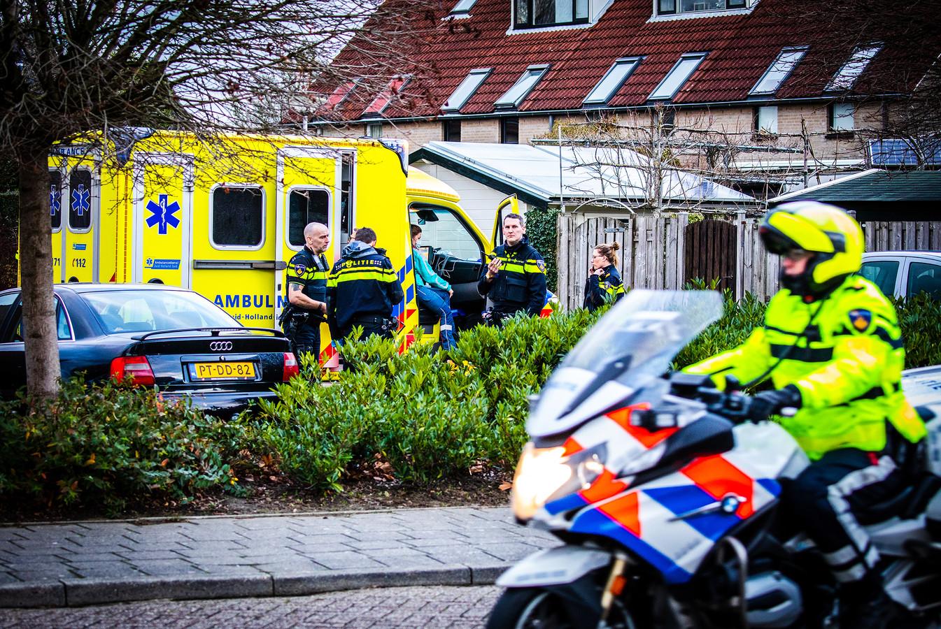 Het 21-jarige slachtoffer werd neergestoken bij de Rozenlaan in Numansdorp.