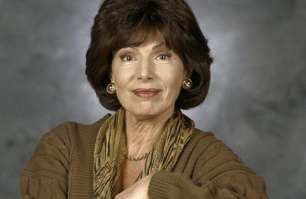 Ze was de televisiemoeder van generaties Zeg 'ns Aaa-kijkers